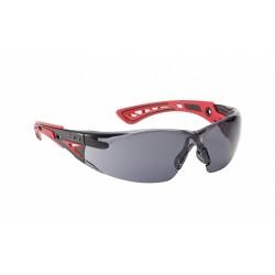 Óculos Bolle Rush Sideburns Vermelho-Preto