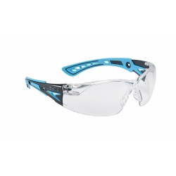 Glasses Bolle Rush Light Blue Sideburns