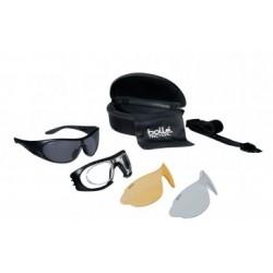 Bolle Raider com óculos intercambiáveis