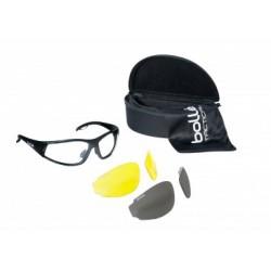 Óculos Bolle Rogue Intercambiáveis Cristais Preto