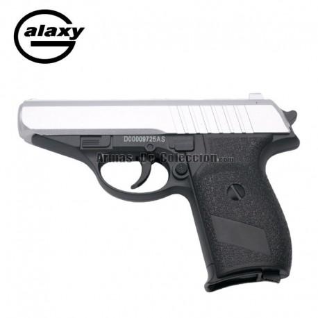 Galaxy G3 Bicolor - Pistola Muelle - 6 mm Aleación metal zinc