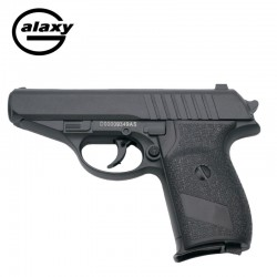 Galaxy G Negra - Pistola Muelle - 6 mm Aleación metal zinc