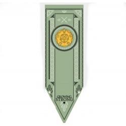 Juego de Tronos: Casa Tyrell. Estandarte 150 x 48 cm