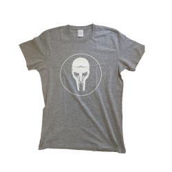 Camiseta ADC Gris-Blanco