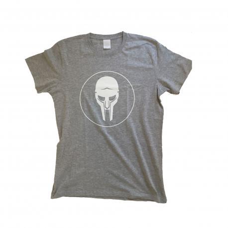 Camiseta ADC Cinzento-Branco