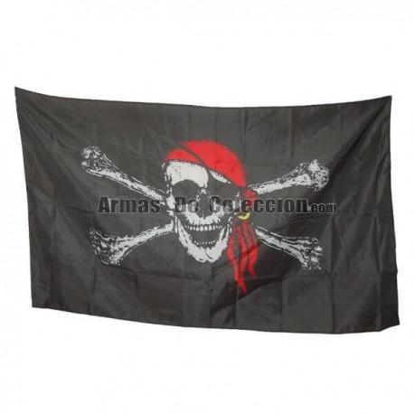Bandera Pirata 130x90