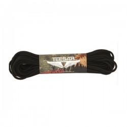 Cuerda Cordino Americano 550 15M Negra