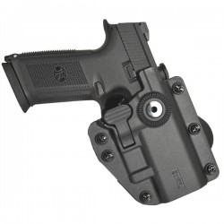 Holster Rigid Swiss Arms Universal Ambidextrous Black