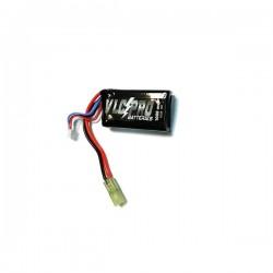 Batería VLC-PRO Li-Po 11.1V 1000mAH 15C Negra