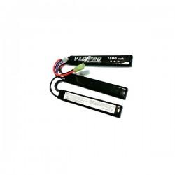 Bateria VLC-PRO Li-Po 11.1V 1500mAH 15C Triple Black