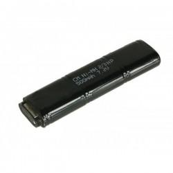 Bateria de pistola elétrica preta ASG