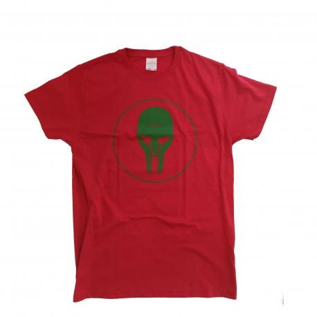 ADC T-shirt Red-Green