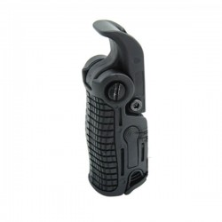 FMA Tactical Folding Grip Black