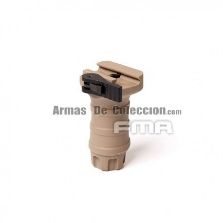 GRIP FMA SHORT VERTICAL TAN