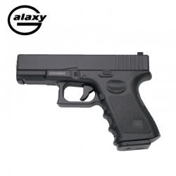 Galaxy G15 FULL METAL tipo G19 - Pistola Muelle - 6 mm