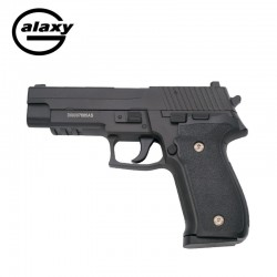 Galaxy G26 FULL METAL tipo SIG SAUER - Pistola Muelle - 6 mm