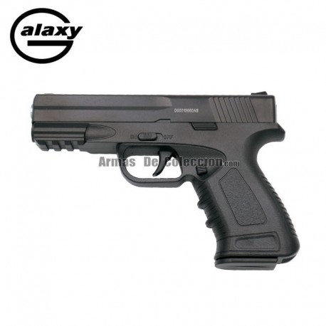 Galaxy G39 FULL METAL tipo HK - Pistola Muelle - 6 mm