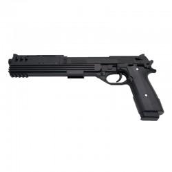 Mega Gun P209 - Spring Gun - 6 mm