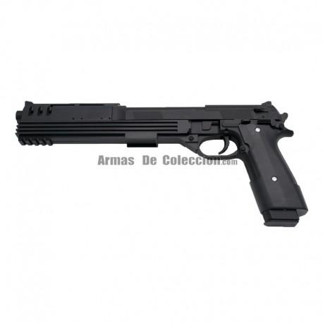 Mega Gun P209 - Pistola Muelle - 6 mm