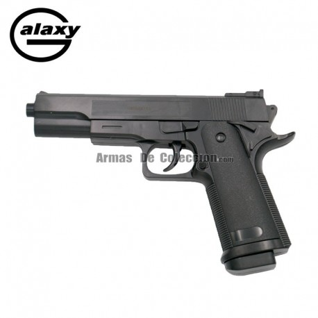 Galaxy G053 - Tipo Colt 1911 - Low Cost - 6MM