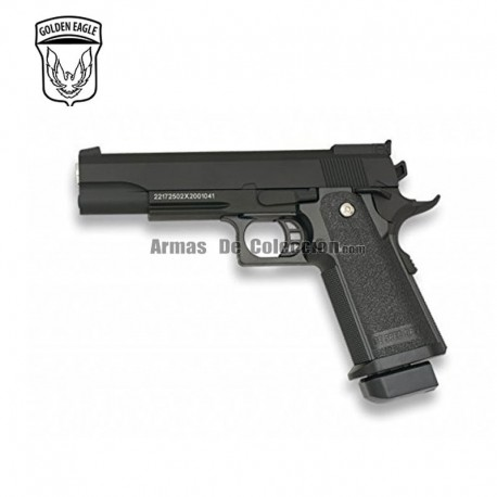 Golden Eagle Tipo Hi-Capa 5.1 - METAL - Pistola muelle - 6mm