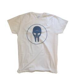 ADC T-shirt White-Sky