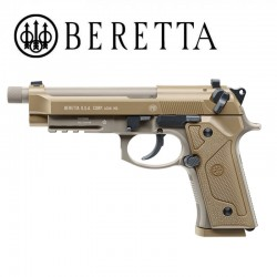 Beretta M9 A3 FDE - BLOW BACK - 6MM - CO2 Metal Slide