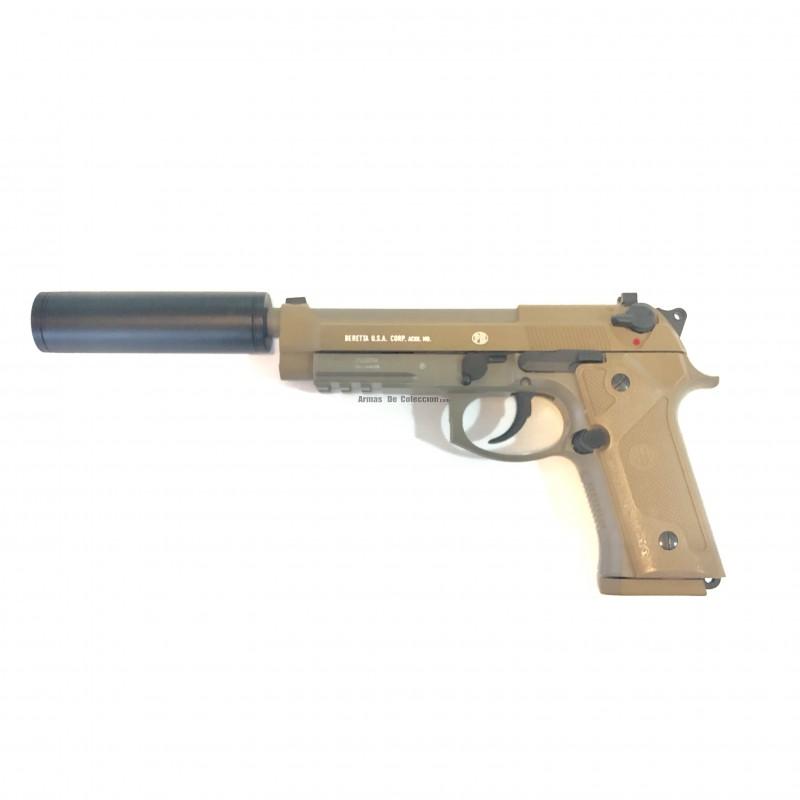 Beretta M9 A3 FDE - Armas de Colección