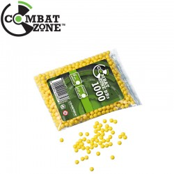 0,12 gr - 6mm - Combat Zone 1000 Bbs