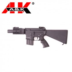 A&K M4 CQB-02 FULL METAL
