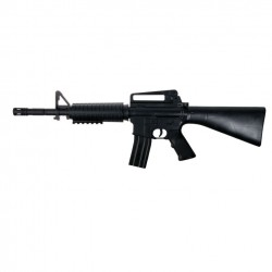 RIFLE M16 MUELLE - LOW COST - 6MM