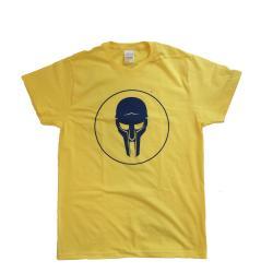 Camiseta ADC Amarillo-Navy