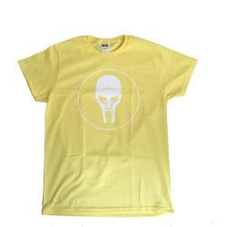 Camiseta ADC Amarillo-Blanco
