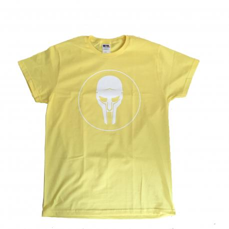 ADC T-shirt Yellow-White