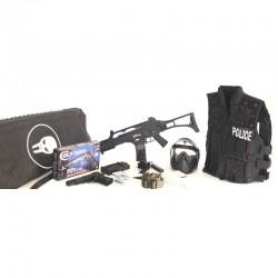 Pack Avanzado Police