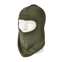 Balaclava Green 100% cotton