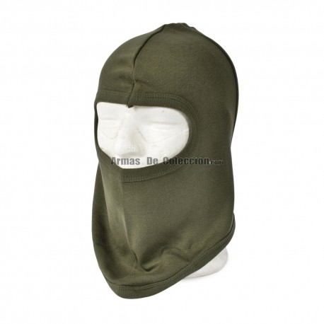 Balaclava (Green Color) 100% cotone