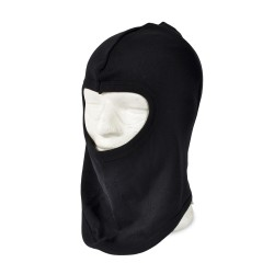 Balaclava Black 100% cotton