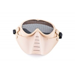 Máscara de Airsoft Máscara Econômica (Cor do Deserto)