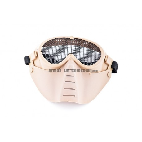 Airsoft Mask Economy (Desert Color)