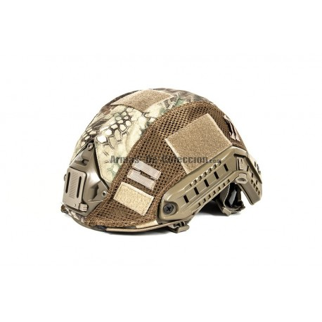 Black River F.A.S.T. Helmet Cover Mandrake 65% poliestere 35% cotone