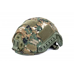 Black River Helmet Cover MH & PJ Marpat Woodland (helmet cover) 65% polyester 35% cotton