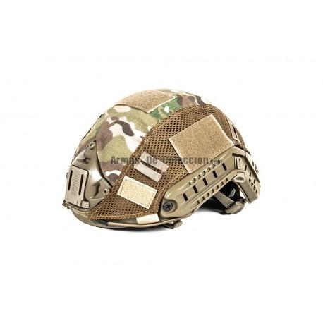 Black River F.A.S.T. Helmet Cover MC 65% poliestere 35% cotone
