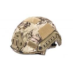 Capa de capacete Black River MH & PJ Highlander (capa de capacete) 65% poliéster 35% algodão