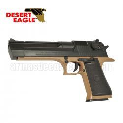 Desert Eagle 50AE Corps TAN Pistola 6MM Muelle