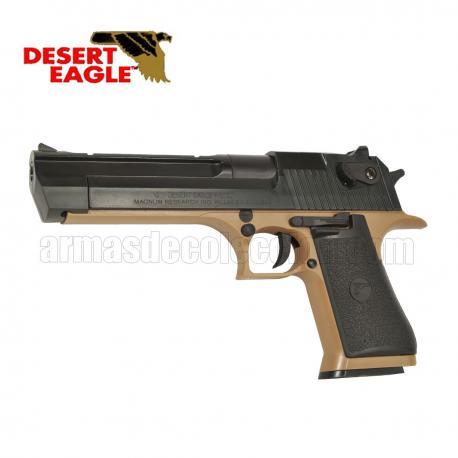 Desert Eagle 50AE TAN a Mola