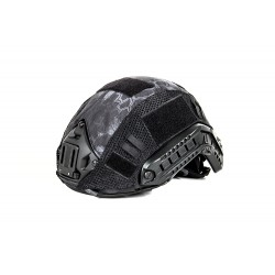 Black River F.A.S.T. Helmet Cover (funda casco) Typhoon 65% poliester 35% algodón