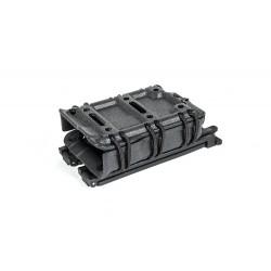 Hard Shell Pouch M4 negro