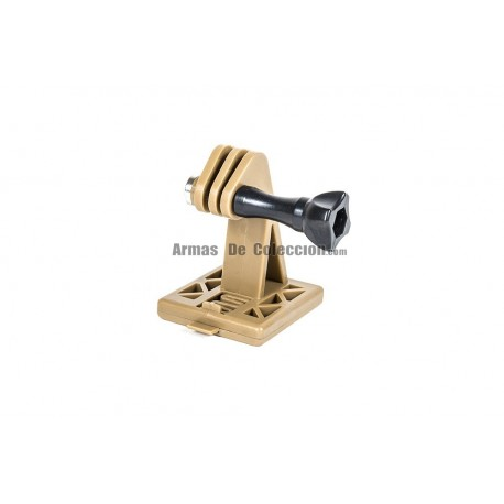 Evolution Go Pro Mount Tan