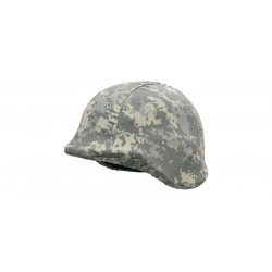 ACU Tactical Helmet Cover 65% polyester 35% cotton